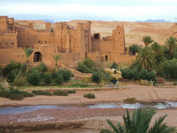 Kasbahs, Gorges And The Dunes Of Erg Chebbi