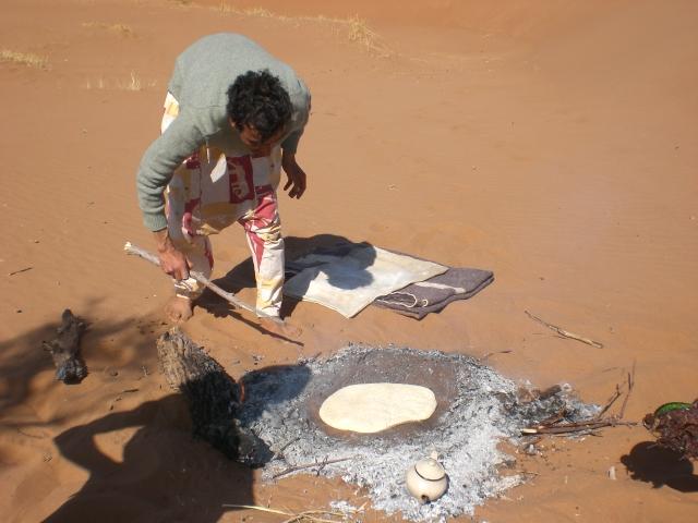 Desert Delicacy | Authentic Bedouin Cuisine