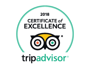 Sahara Feeling | 2018 Trip Advisor Certificate of Excellence