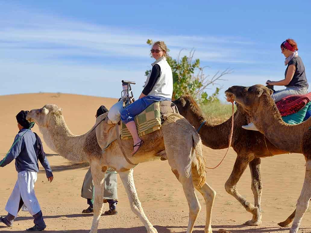 Moroccan Desert Tours | Bedouin Custom Tours