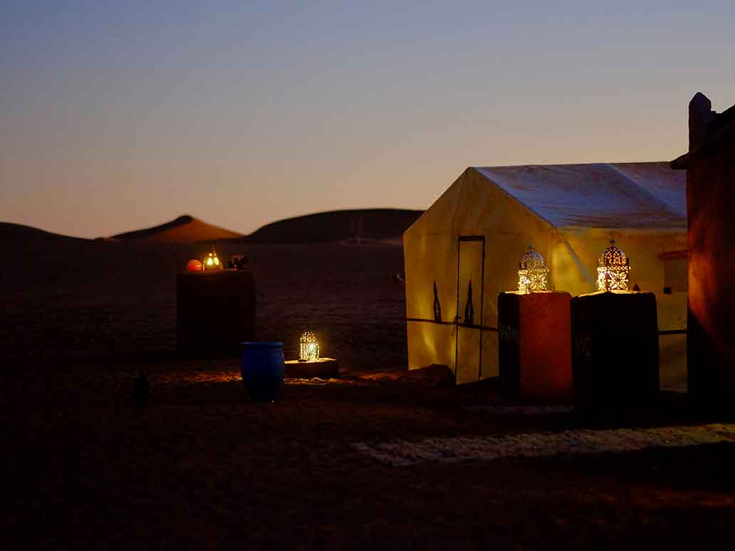 Private Desert tours in Morocco