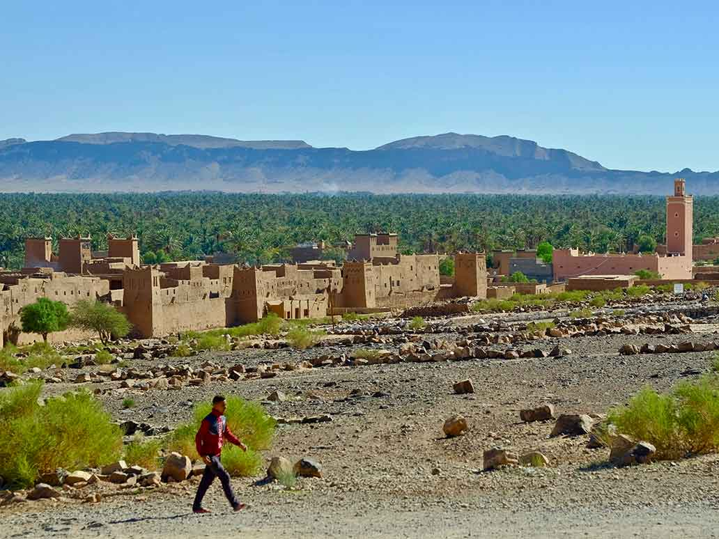 Ancient Moroccan City | Moroccan Tour Groups