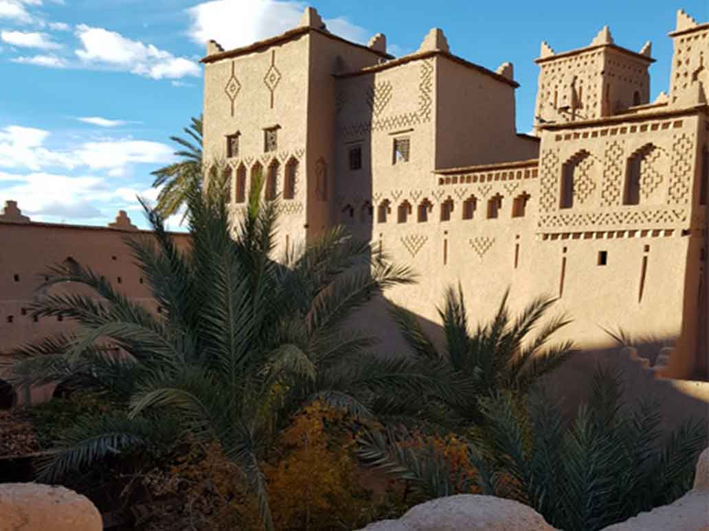 Authentic Moroccan Castle | Sahara Desert