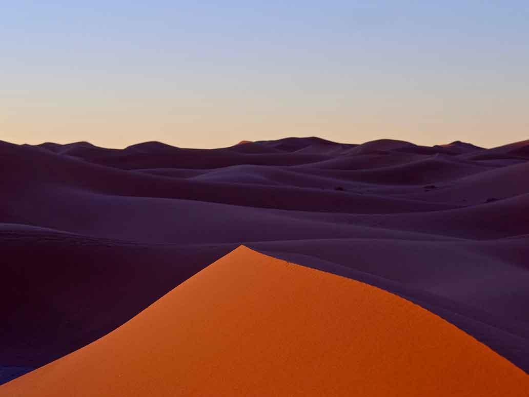 Erg Chibaba | African Desert Tours