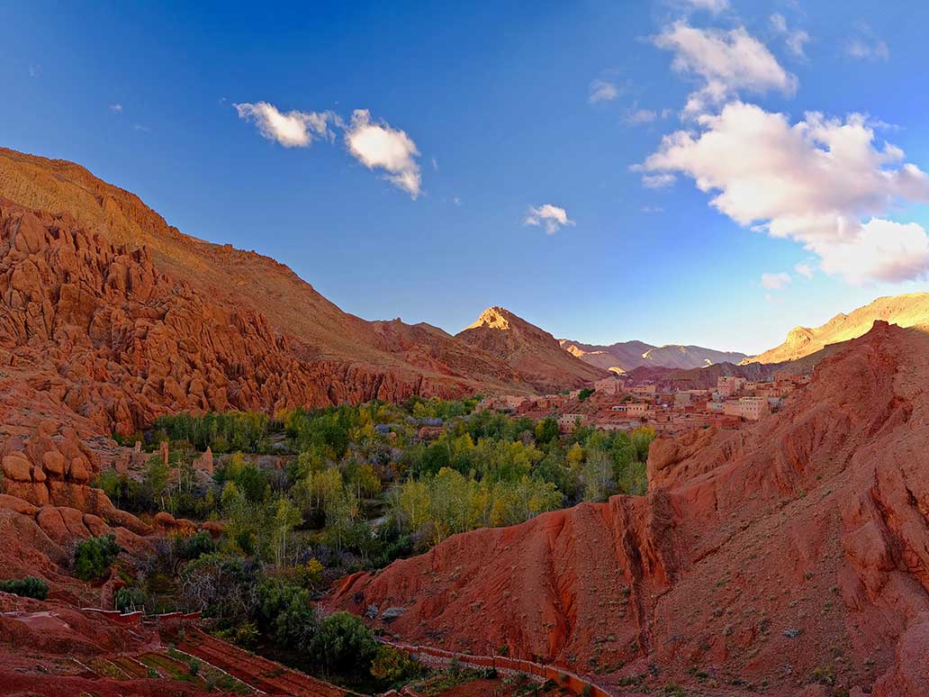 Fertile Valley Morocco | Moroccan Custom Tour Packages